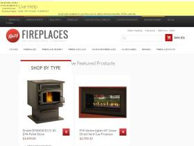 ibuymonessenfireplaces.com