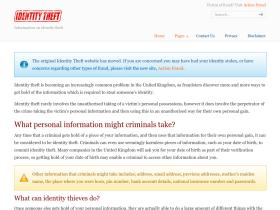 identitytheft.org.uk