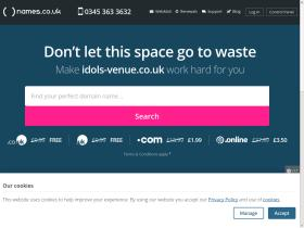 idols-venue.co.uk