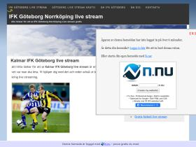 ifkgoteborglivestream.n.nu