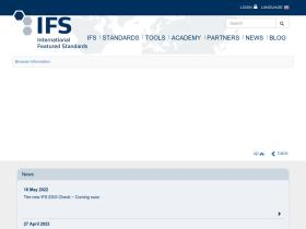 ifs-certification.com
