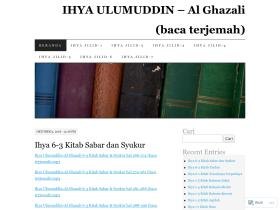 ihyaulumuddinterjemah.wordpress.com