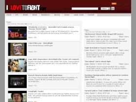 ilovetofight.com