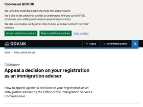 immigrationservicestribunal.gov.uk