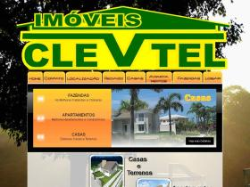 imoveisclevtel.com.br