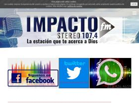 impactostereo1074.org