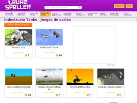 indestructo-tanks.chulojuegos.com
