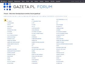 index.forum.gazeta.pl