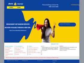 indianbank.net.in