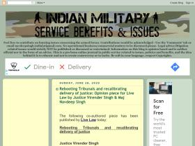 indianmilitary.info