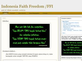 indonesia-faith-freedom-ffi.blogspot.com