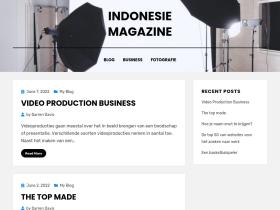 indonesie-magazine.nl