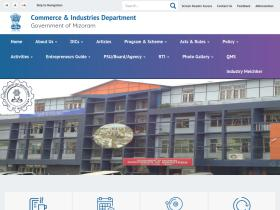 industries.mizoram.gov.in