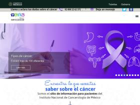 infocancer.org.mx