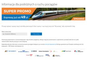 infopasazer.intercity.pl