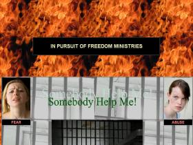inpursuitoffreedomministries.com