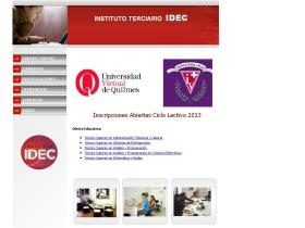 institutoidec.com.ar