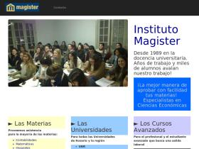 institutomagister.com.ar