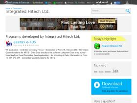 integrated-hitech-ltd.software.informer.com