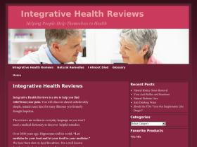 integrativehealthreviews.com