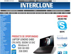 interclone.com.ve