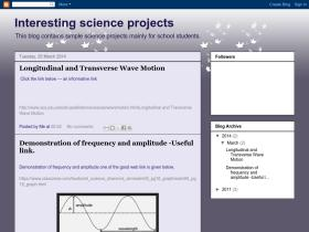 interestingscienceprojects.blogspot.com