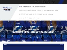 interlakeminorhockey.ca