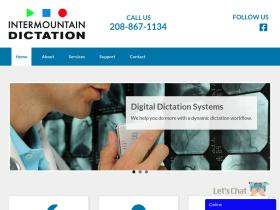 intermountaindictation.com