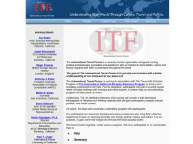 internationaltravelforum.com
