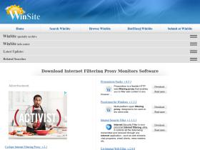 internet-filtering-proxy-monitors.winsite.com