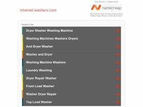 internet-washers.com