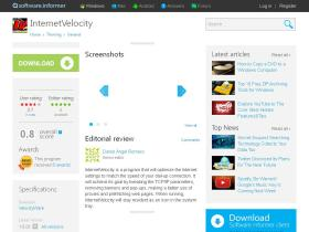 internetvelocity.software.informer.com
