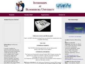 internships.bloomu.edu