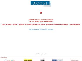 intranet.acofi.fr