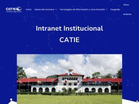 intranet.catie.ac.cr