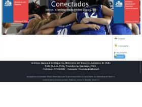 intranet.chiledeportes.cl
