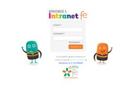 intranet.fondoesperanza.cl