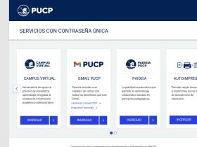 intranet.pucp.edu.pe