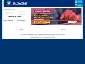 intranet.ufro.cl