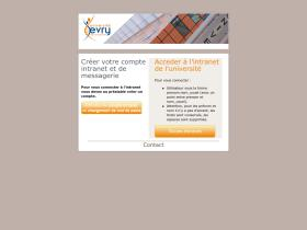 intranet.univ-evry.fr