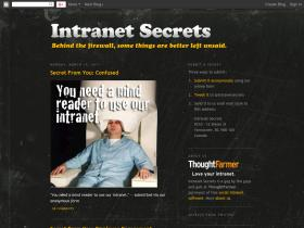 intranetsecrets.com