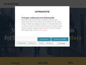 intranote.dk