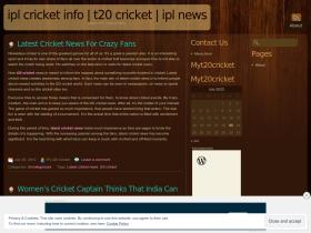 iplcricketinfo.wordpress.com
