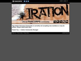 iration.fancorps.com