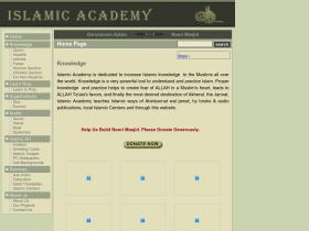 islamicacademy.org