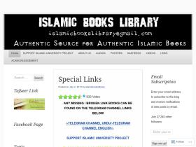 islamicbookslibrary.wordpress.com
