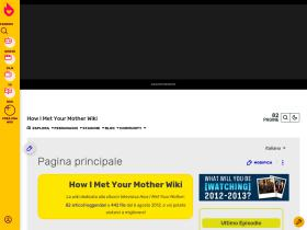 it.howimetyourmother.wikia.com