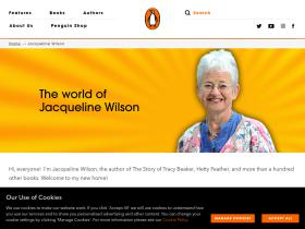 jacquelinewilson.co.uk