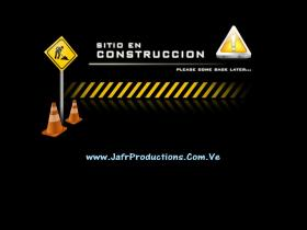 jafrproductions.com.ve