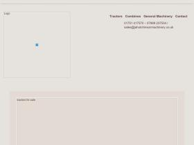 jahutchinsonmachinery.co.uk